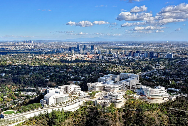 Lawrence weschler articles media an early overview of the getty in la publicscrutiny Images