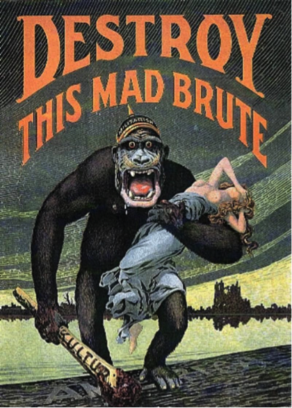 """Destroy This Mad Brute"" The African Roots of World War I"