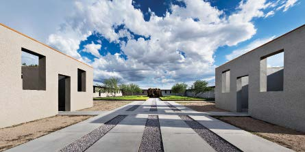 At Long Last  - Robert Irwin in Marfa