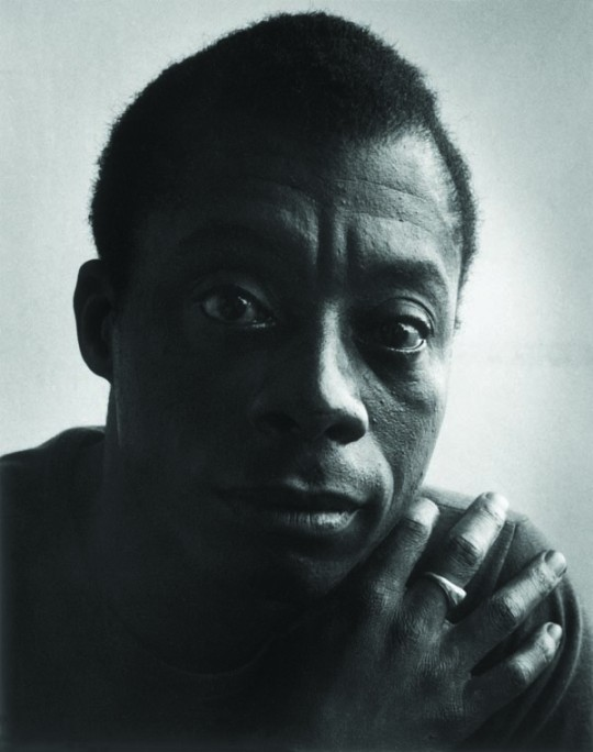 On James Baldwin