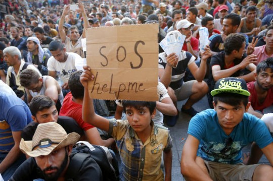 Do Unto Others: The Migration Crisis, Climate Change & the New Normal